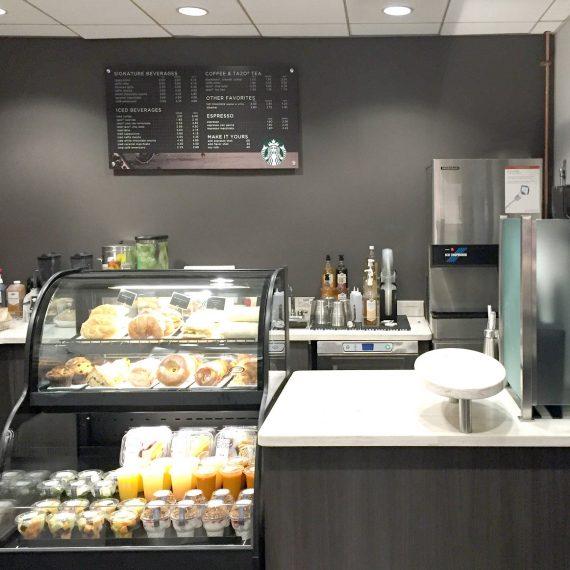 deutsche bank kitchen showcase area