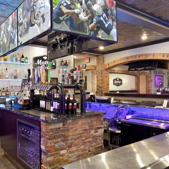 matty's sporthouse grill kitchen