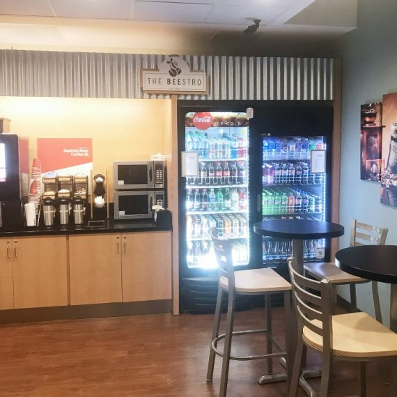 st. mary's medical center's self-service micromarket